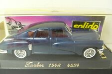 TUCKER 1948 DARK BLUE SOLIDO 4524 NO CARTON OUTER BOX 1:43 FROM COLLECTION
