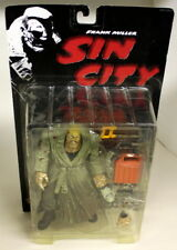 """McFarlane Toys - Frank Miller Sin City Marv 7"""" Action Figure with accessories"""