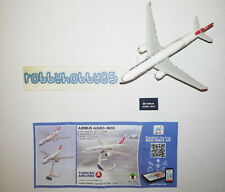 SE242 D AEREO TURKISH AIRLINES + BPZ KINDER SORPRESA DUTY FREE 2018 AIRBUS