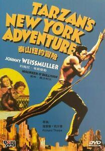 Tarzan's New York Adventure (1942)  - Johnny Weissmuller (Region All)
