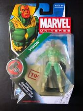 Marvel Universe Action Figure Vision Variant Series 2 #006 Clear Translucent