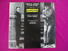 Midnight Cowboy soundtrack Lp - John Barry, Nilsson