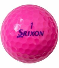 25 Srixon SOFT FEEL LADY PINK Lake Golf Balls - PEARL / AAA - Ace Golf Balls