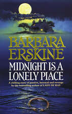 Midnight is a Lonely Place, Erskine, Barbara, Very Good Book