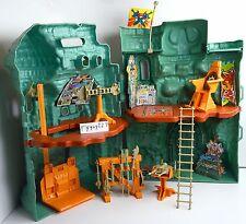 MOTU, Castle Grayskull, Masters of the Universe, vintage, complete, 100%, He-Man