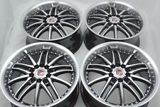 16 Wheels Rims Civic Sebring Cavalier Eclipse Neon Vibe Sunfire tC 5x100 5x114.3