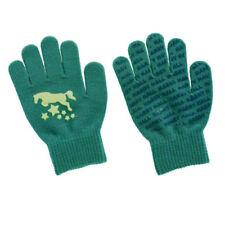 Gants d'hiver bleu, taille unique pour femme
