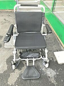 """Heavy Duty Bariatric  Wheelchair extra wide seat  22"""""""