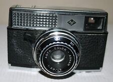 Agfa Optima Rapid 250 - Film Camera Color Agnar 1:2.8 / 45mm Lens & Case