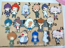 T112 Hot Japan Anime Swim Club Rubber Keychain Key Ring RARE Cosplay 5