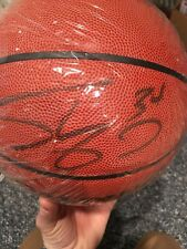 Shaquille Shaq O'Neal Autograph Spalding Basketball Authentic With COA HOF Magic