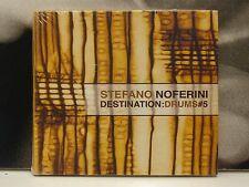STEFANO NOFERINI - DESTINATION: DRUMS #5 CD NUOVO SIGILLATO NEW TRIBAL HOUSE