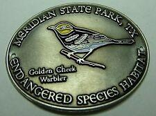 Meridian State Park new badge mount stocknagel hiking medallion G0753
