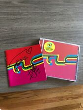 TLC - TLC [New CD] with singed lyric booklet by T Boz and Chili!