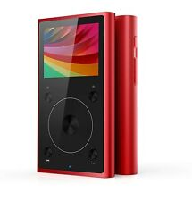 FiiO X1ii 2nd Gen High Res (MP3/FLAC/WAV) Bluetooth Digital Audio Player RED