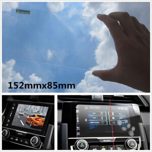 7inch Car Navigation Screen Protector Touch Anti Scratch High Clarity Clear Film