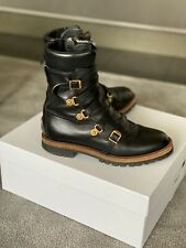 Dior Noir Winter Boots, Size 35.5, Great Condition