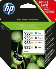 4x Original HP 932 933 XL Tinte Patronen OFFICEJET 6600 6700 7110 7510 AG