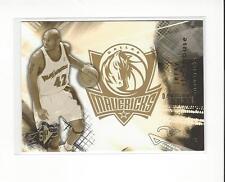 2004-05 SPx Throwback #18 Jerry Stackhouse Mavericks 040/500