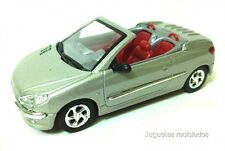 1/431 PEUGEOT 206 CC COUPE SOLIDO MADE IN FRANCE DIECAST