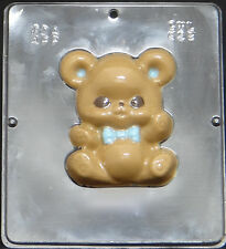 Large Teddy Bear Chocolate Candy Mold  652 NEW
