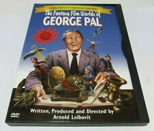 The Fantasy Film Worlds of George Pal (Dvd, 2000) Expanded Edition