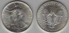 Año 1992. 1 Dólar. Plata 1 onza Troy. Peso 31,10 gr. Ley 999. LIBERTY.