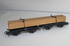 Märklin HO 4512 Langholzwagen -22-