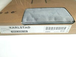 IKEA KARLSTAD Sofa cover, Knisa light Gray 603.230.16 - New