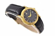 Vintage Raymond Weil Geneve 2611 Gold Plated Automatic Ladies Petite Watch 547