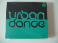 urban dance 21, Neu OVP, 3 CD Set, 2017