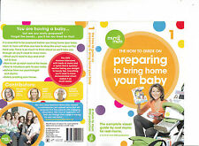 Mum To Mum:The How To Guide On Preparing To Bring Home Your Baby-Parenting-DVD