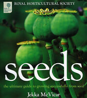 Seeds : The Ultimate Guide to Growing Successfully from Seed-ExLibrary