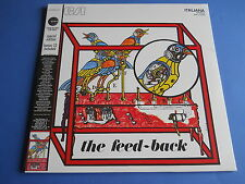 LP ITALIAN PROG THE GROUP - THE FEED BACK - LP + CD