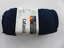 Catania 124 marine 50 G Schachenmayr Baumwolle