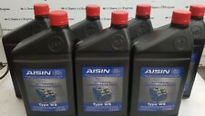 toyota avensis genuine aisin oem atf-ows automatic transmission gearbox oil 7L