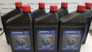 estima genuine aisin oem atf-ows automatic transmission gearbox oil 7L