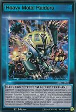 ♦Yu-Gi-Oh!♦ [SD-SKILL] Heavy Metal Raiders : SBSC-FRS01 -VF/Ultra Rare-