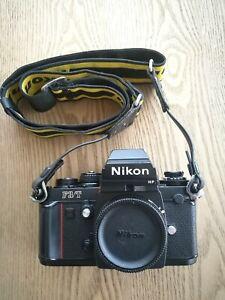 Nikon F3/T HP f3/t nikkor no fm f2 f4 f6 rare