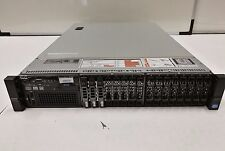 NEW DELL PowerEdge R720 E5-2603 1.8 GHz 12GB H710 3x 250GB SATA 2U LFF 15 bay