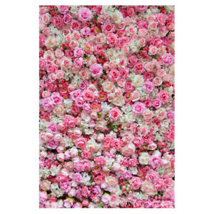 Tie Dye Vintage Plank Flower Photography Background Photo Backdrops Party Props