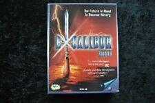 Excalibur 2555 AD PC Big Box
