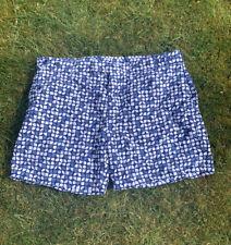 Brand New Mens Frescobol Carioca Blue Swim Shorts - W36