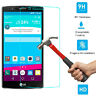 9H Premium Real Ultra Thin Tempered Glass Screen Protector Film For LG G2 G3 G4