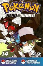 MANGA - Pokèmon Nero e Bianco N° 14 - GP - NUOVO