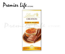 Lindt Creation Creme Brulee Milk 150g