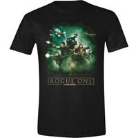 Star Wars Rogue One Poster T-Shirt Official Merchandise M/L/XL OVP & Neu