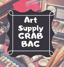 Art supply surprise lot, Lucky dip, grab bag, art supplies surprise
