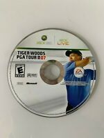 Tiger Woods PGA Tour 07 (Microsoft XBox 360) WORKS / NO TRACKING / DISC ONLY