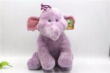 "Authentic Disney Winnie the Pooh Heffalump Lumpy Elephant 12"" Plush Toy"